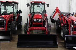 New 2021 MAHINDRA COMPACT UTILITY 2655 w/ cab and loader Photo