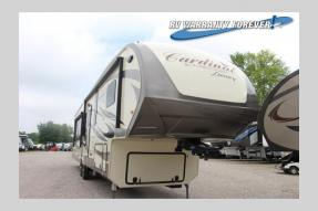 New 2019 Forest River RV Cardinal Luxury 3456RLX Photo