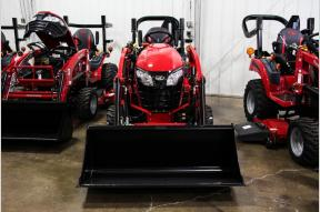 New 2020 MAHINDRA SUBCOMPACT EMAX 20S W/LOADER Photo