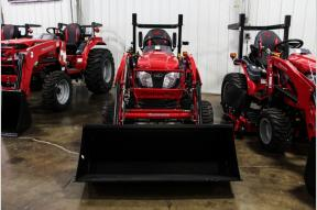 New 2021 MAHINDRA SUBCOMPACT EMAX 25L W/LOADER Photo