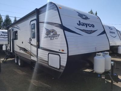 Travel Trailers - Rear Kitchen