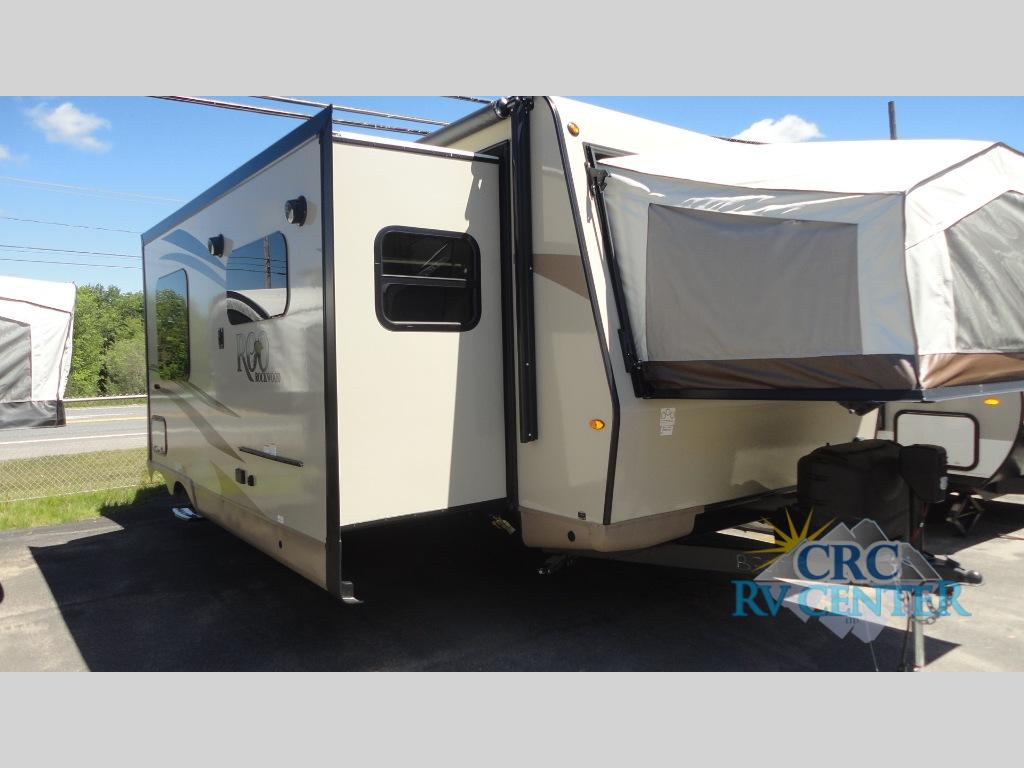 New 2019 Forest River RV Rockwood Roo 23FL Expandable at CRC RV