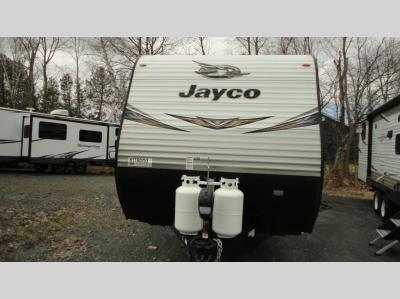 New Travel Trailers - Rear Kitchen
