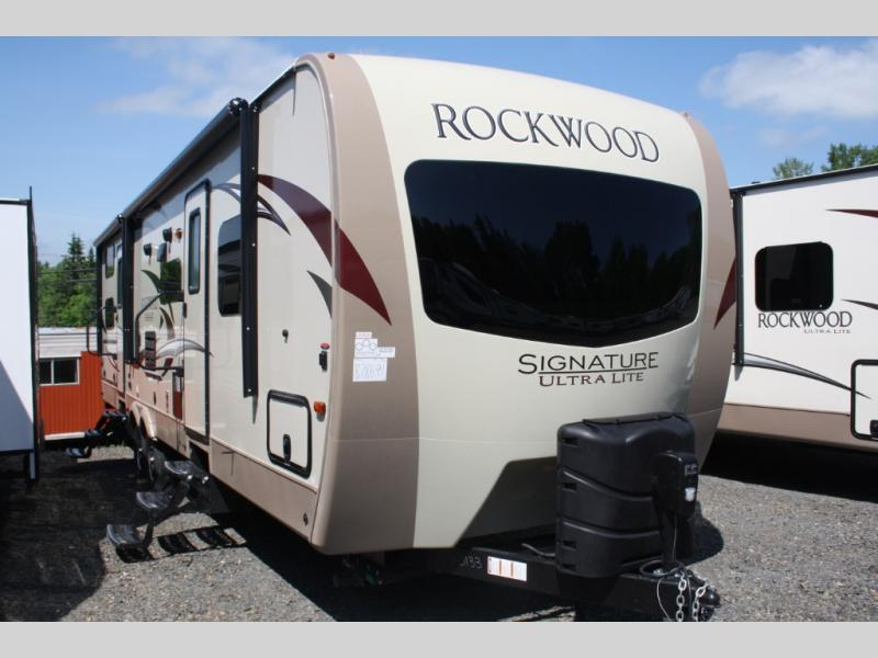 New 2018 Forest River Rv Rockwood Signature Ultra Lite