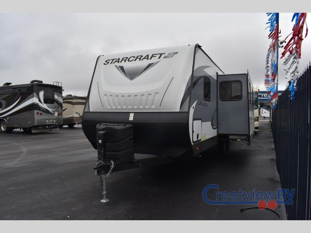 Used 2019 Starcraft Launch 27bhu Travel Trailer At