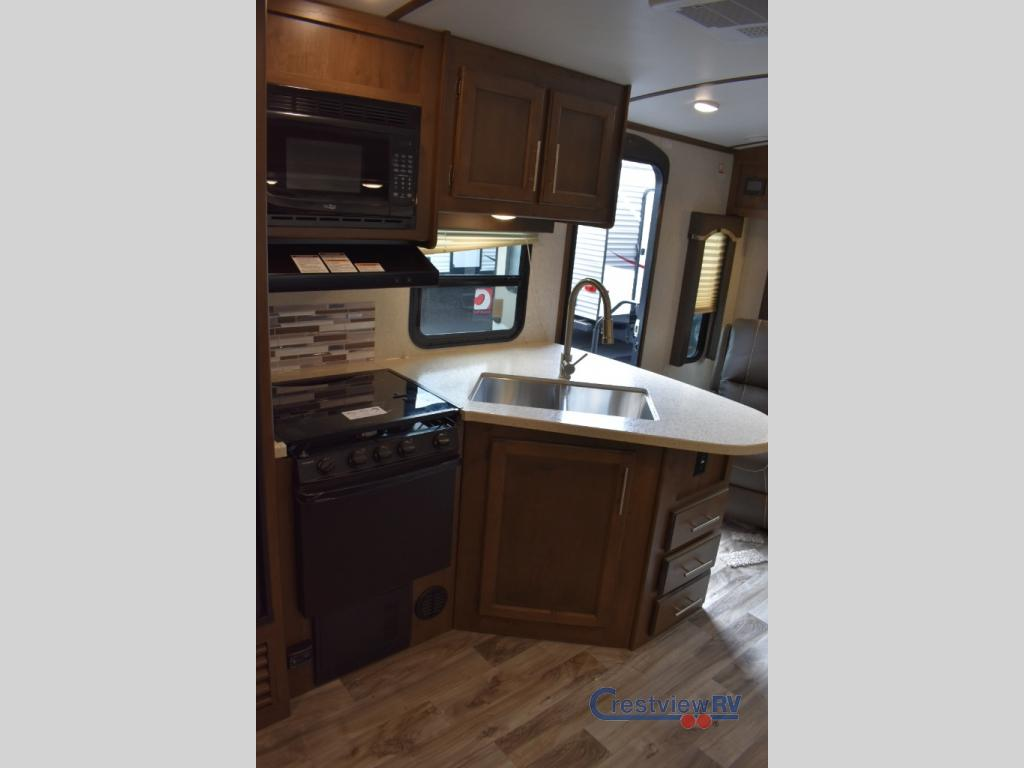 New 2019 Keystone Rv Cougar Half Ton Series 27sab Travel