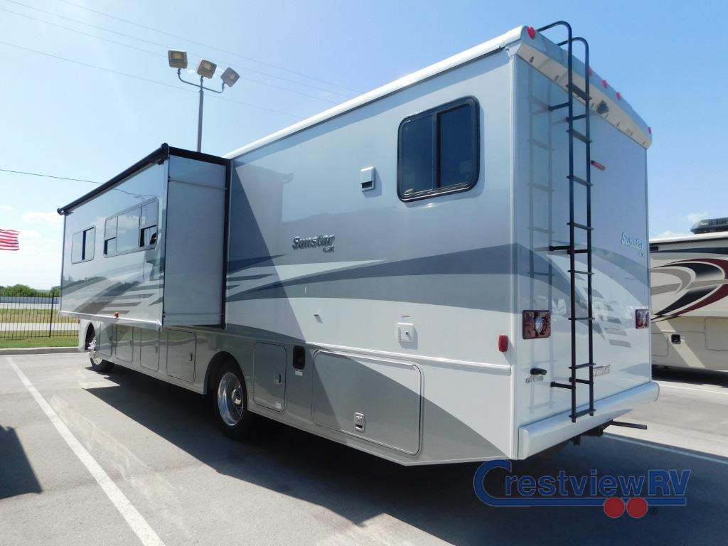 New 2019 winnebago sunstar lx 35f motor home class a at - Class a motorhomes with rear bathroom ...