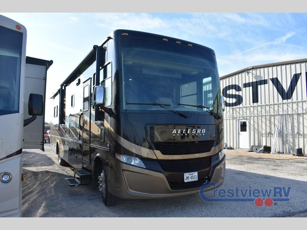 Used 2017 Tiffin Motorhomes Allegro 36 UA Motor Home Class A