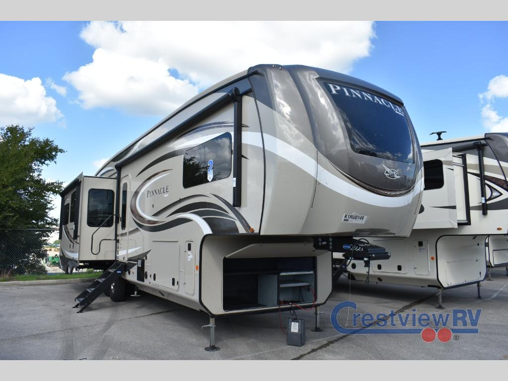 New 2019 Jayco Pinnacle 36SSWS Fifth Wheel at Crestview RV