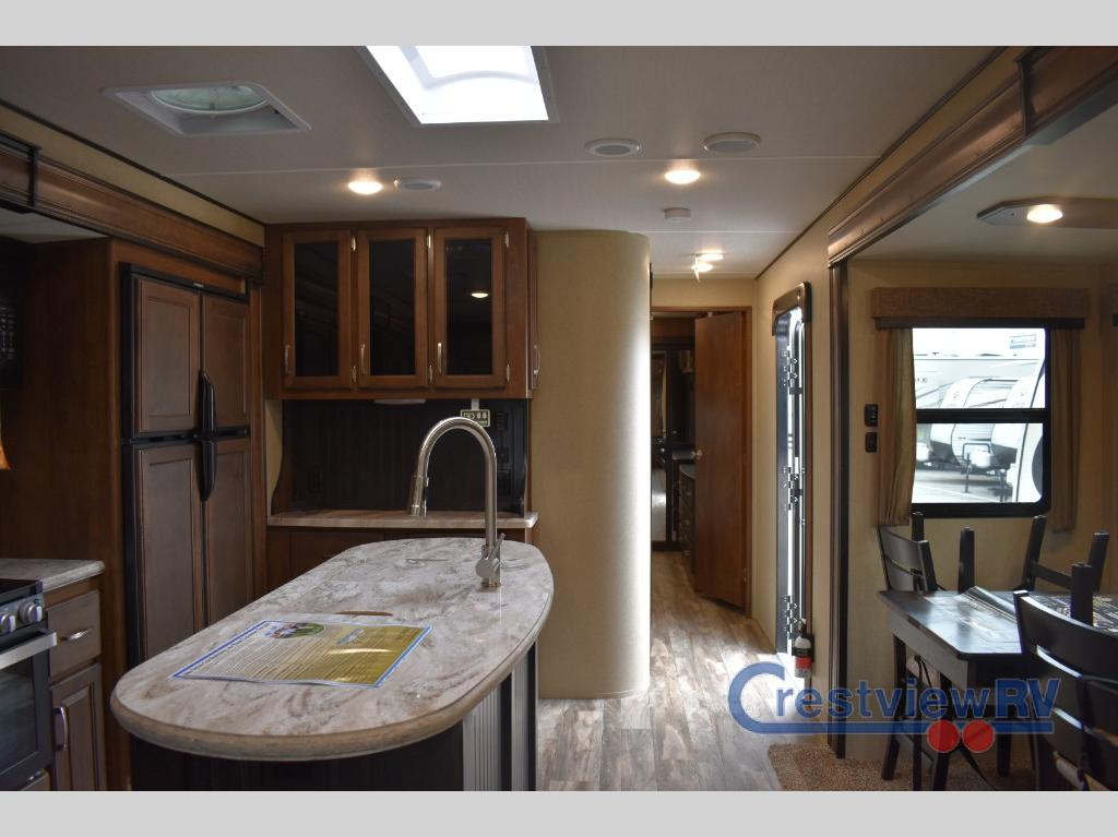 New 2019 Grand Design Reflection 315rlts Travel Trailer At