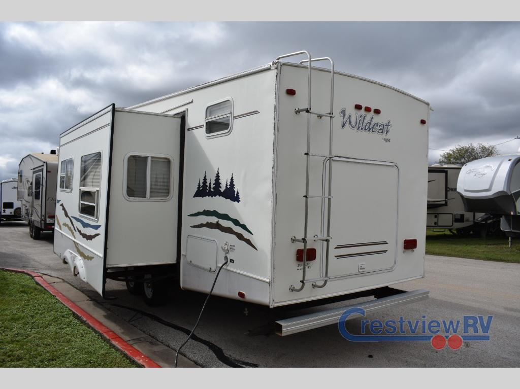 Used 2006 Forest River RV Wildcat 29BHBP Fifth Wheel At Crestview