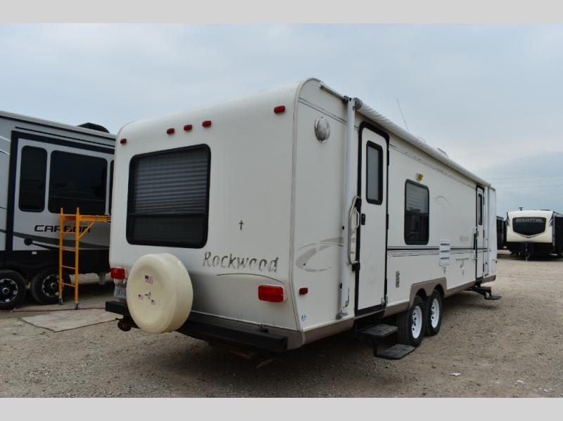 Used 2003 Forest River Rv Rockwood 8294 S For Sale 4 P247a