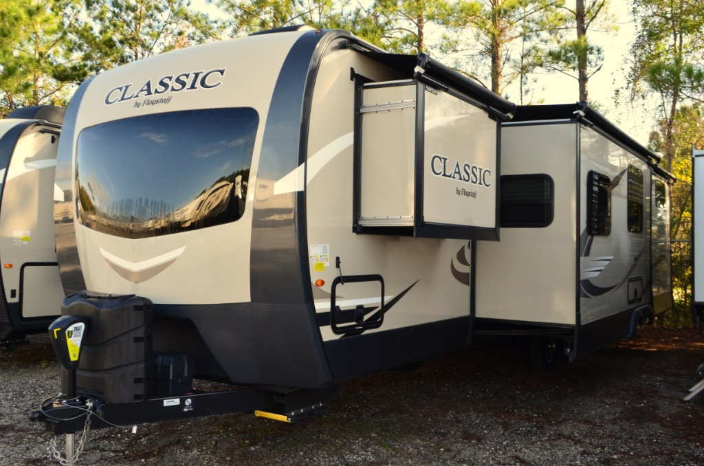 New 2019 Forest River RV Flagstaff Classic Super Lite