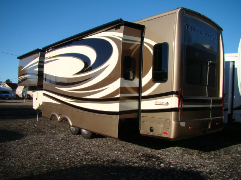 New 2013 Dynamax Trilogy 3650rl Fifth Wheel At Dick Gore S