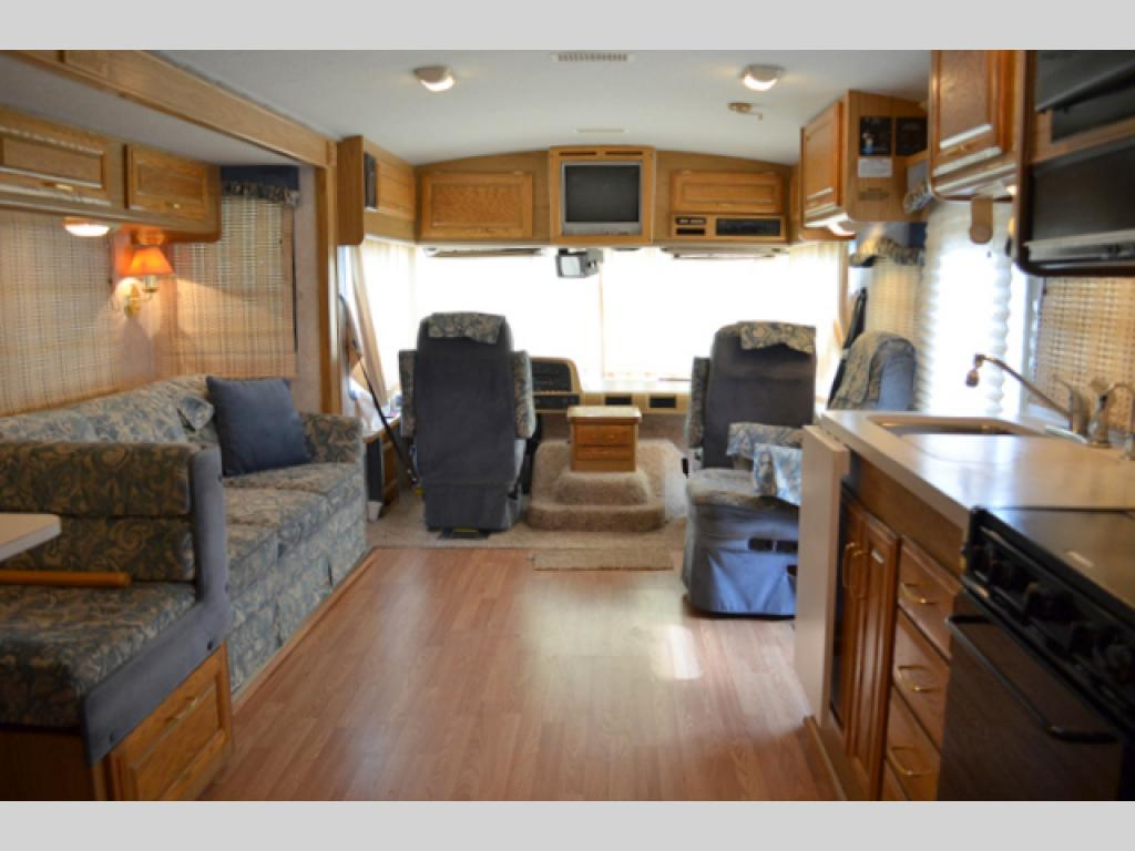 Used 1997 fleetwood rv bounder 34 v motor home class a at - Class a motorhomes with rear bathroom ...