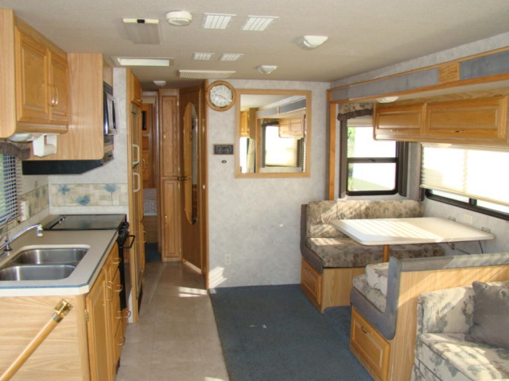 Used Rv For Sale In Ga >> Used 2001 Fleetwood RV Bounder 34D Motor Home Class A at Dick Gore's RV World | Jacksonville, FL ...