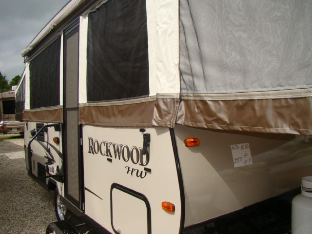New 2014 Forest River Rv Rockwood High Wall Series Hw276