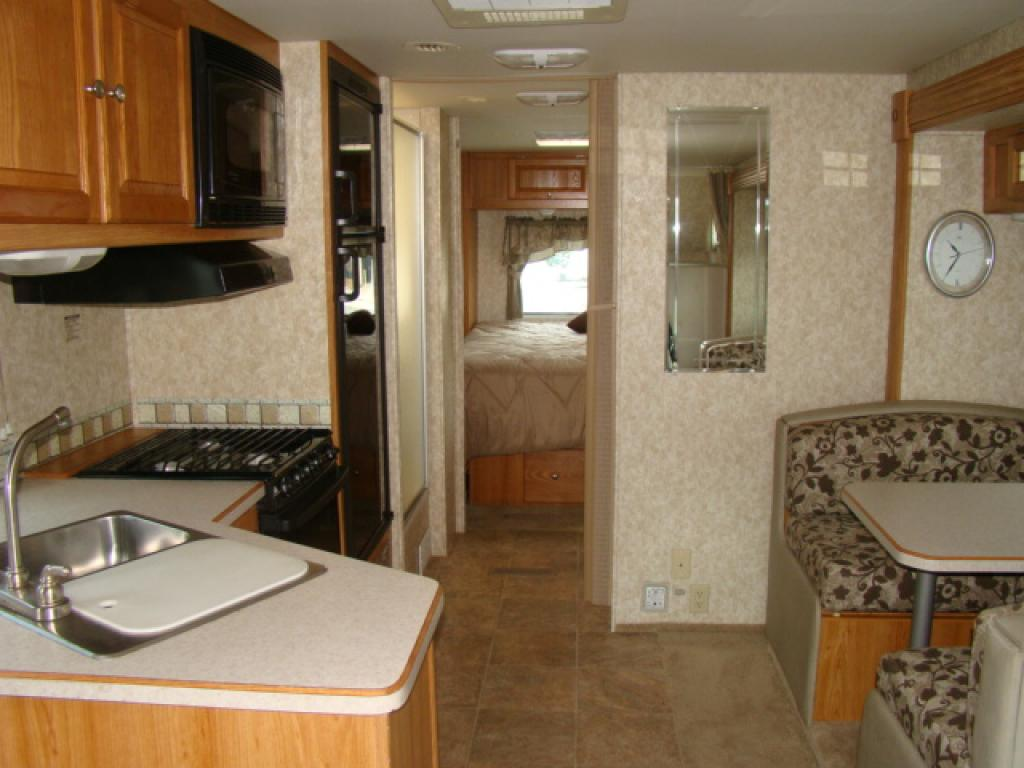 Used 2007 Holiday Rambler Atlantis 31 Sl Motor Home Class