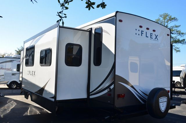 New 2014 Augusta Rv Flex At 32re Travel Trailer At Dick