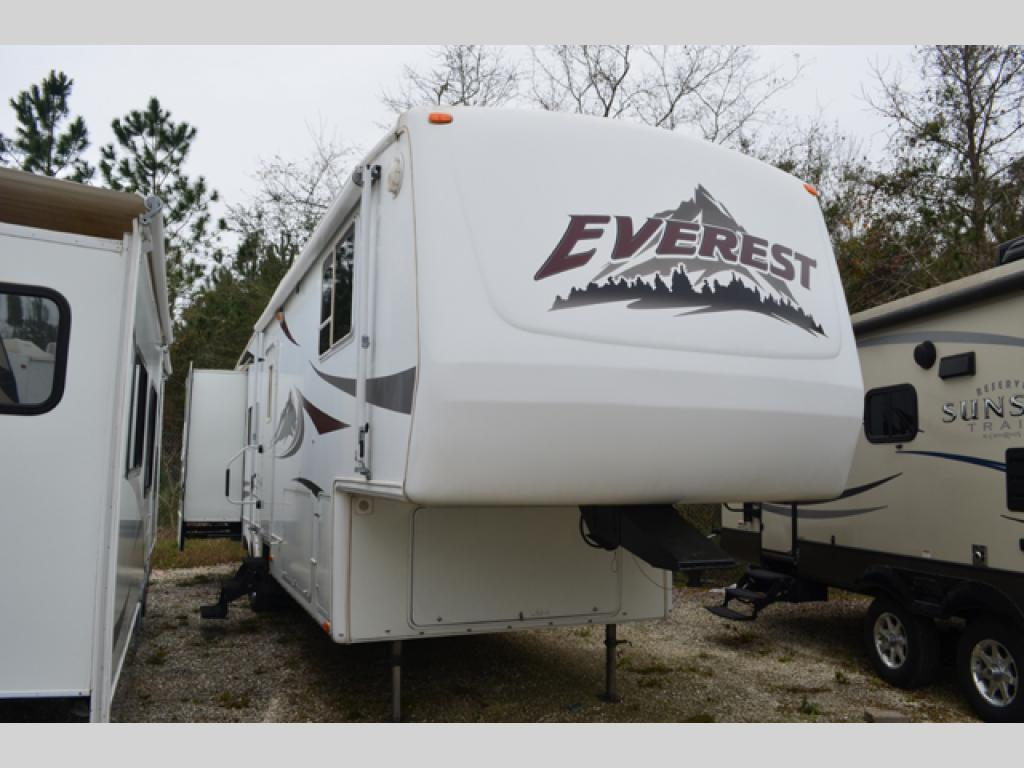 Used 2005 Keystone Rv Everest 343 L Fifth Wheel At Dick