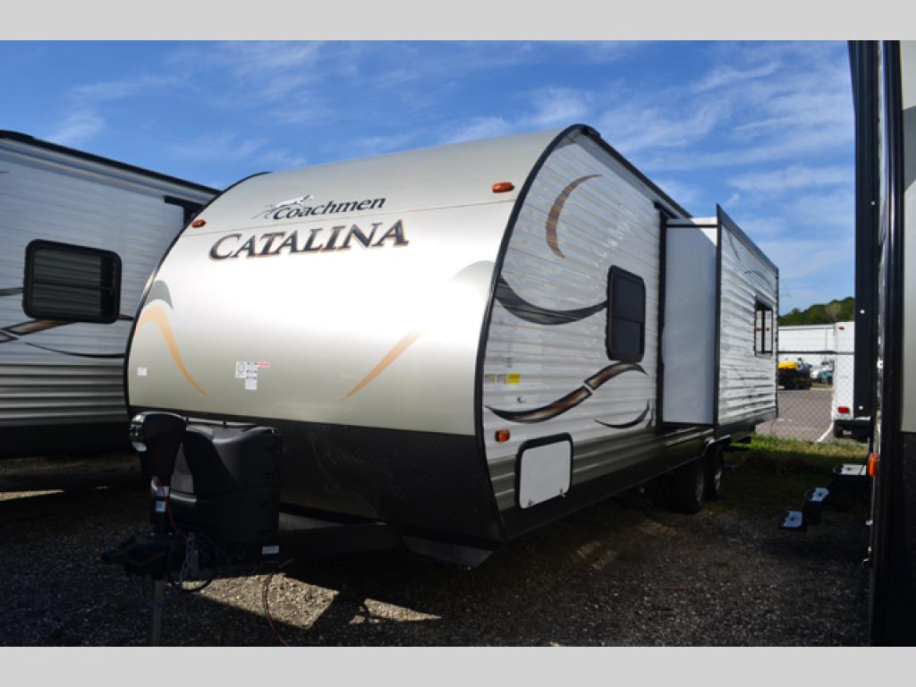 New 2014 Forest River Rv Coachmen Catalina 253 Rks Travel Trailer At Dick Gore S Rv World