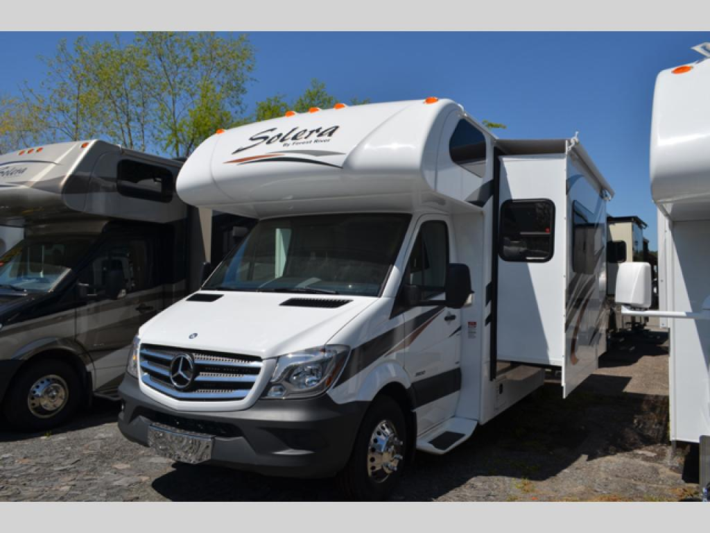 New 2014 Forest River Rv Solera 24s Motor Home Class C At Dick Gore S Rv World Jacksonville