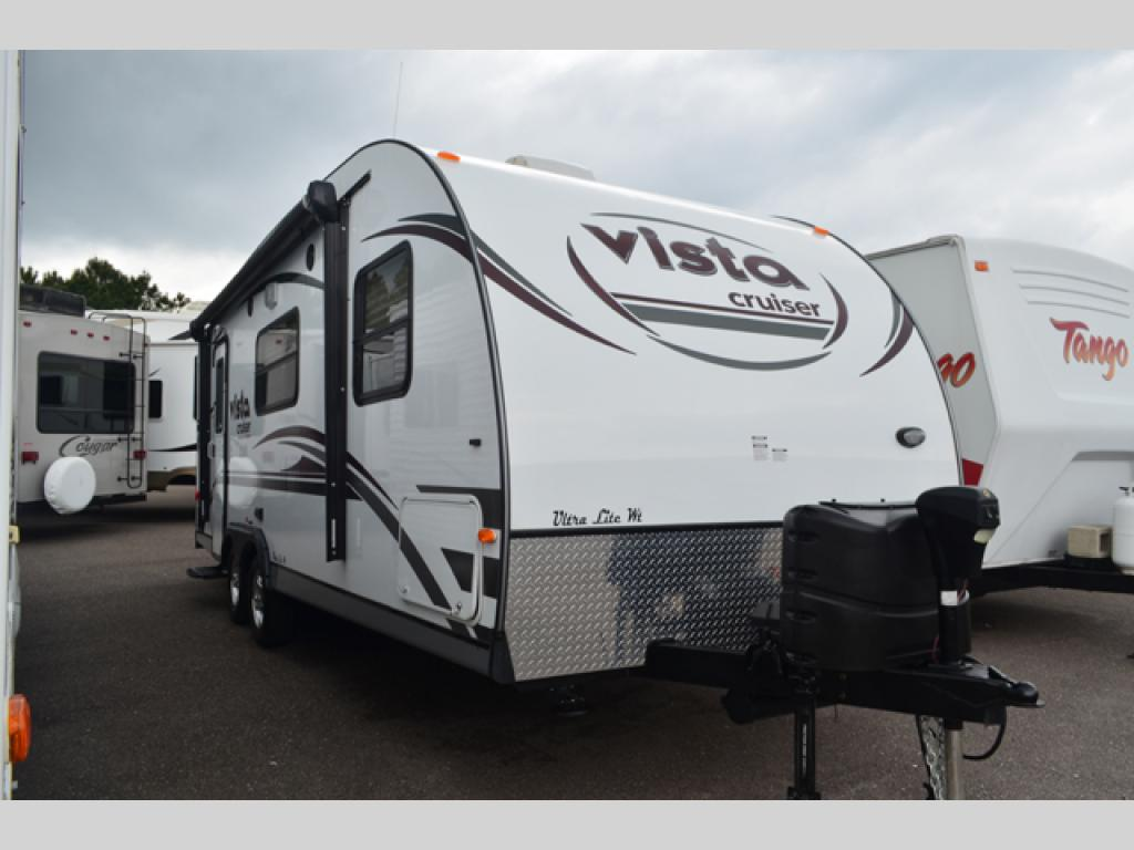 Used 2014 Gulf Stream Rv Vista Cruiser 23rbk Travel