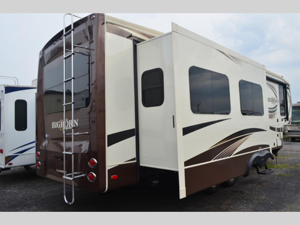 New 2015 Heartland Bighorn 3010re Fifth Wheel At Dick Gore