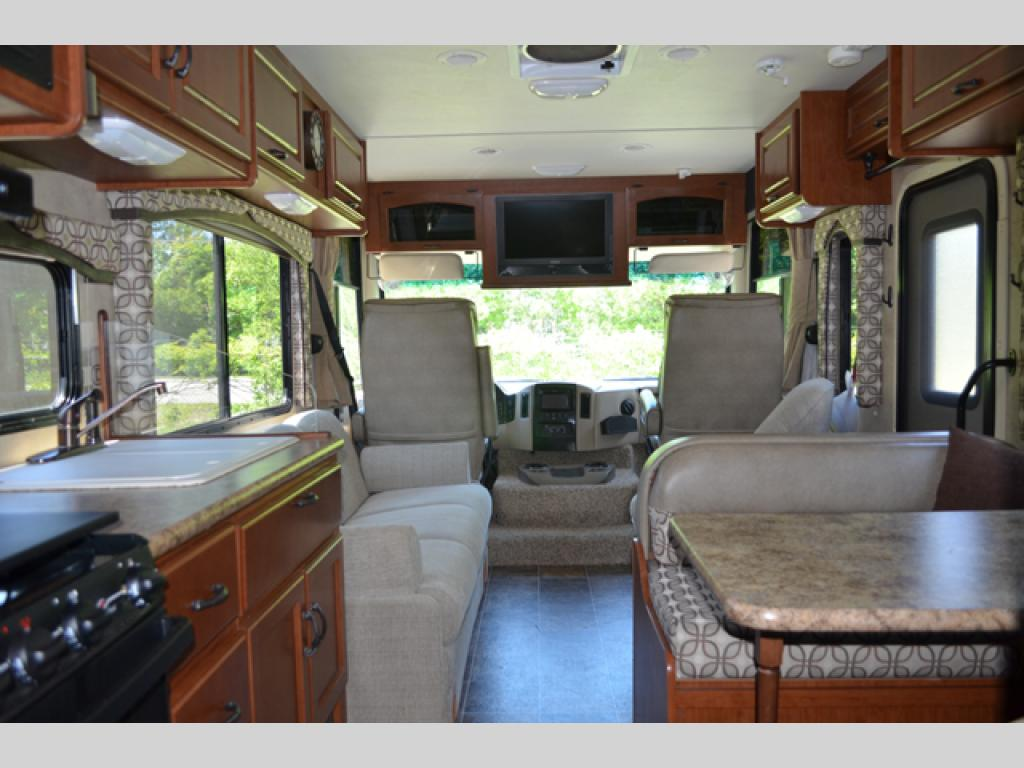 Used 2011 Four Winds Rv Hurricane 30q Motor Home Class A