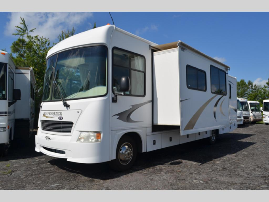 Used 2006 Gulf Stream Rv Independence 8330 Motor Home Class A At Dick Gore 39 S Rv World