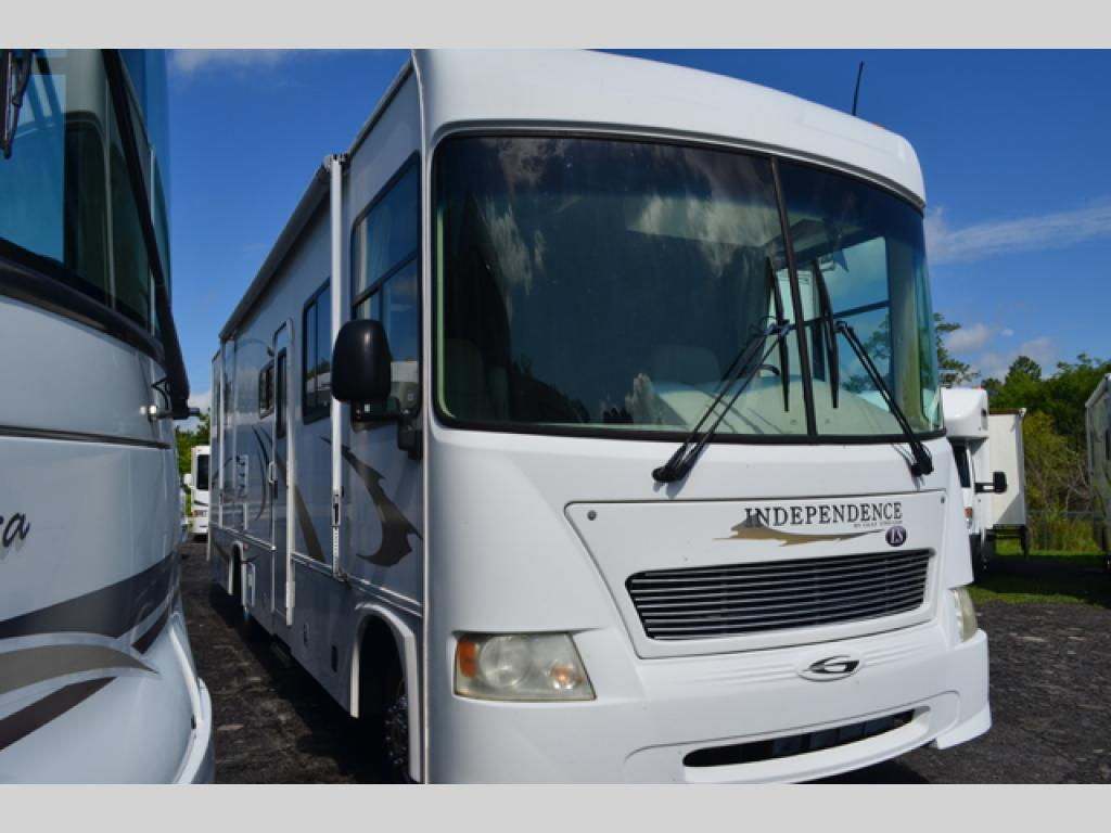 Used 2006 gulf stream rv independence 8330 motor home class a at dick gore 39 s rv world for Independence rv winter garden fl