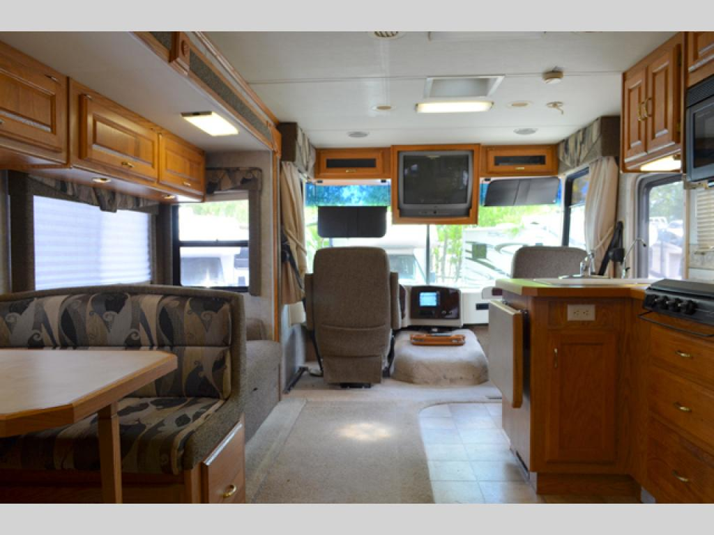 Used 2004 Holiday Rambler Admiral Se 30pdd Motor Home