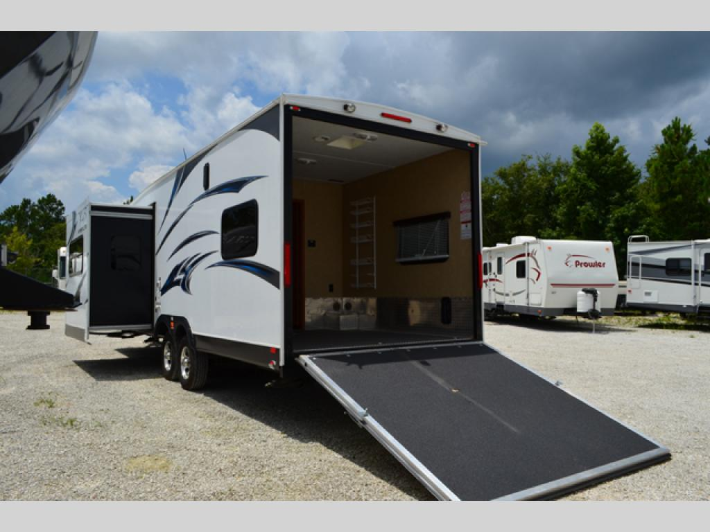 Used 2012 Forest River Rv Xlr M 27hfs Toy Hauler Travel