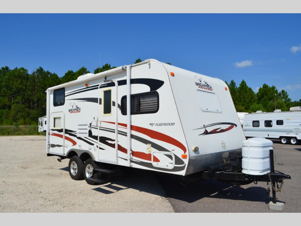 Used 2009 Fleetwood Rv Backpack 210rb Travel Trailer At