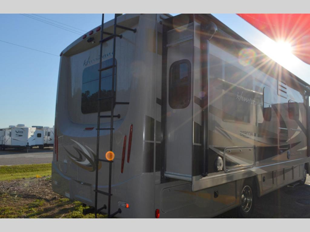 New 2015 Four Winds Rv Hurricane 27k Motor Home Class A At