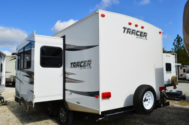 Tracer Travel Trailer Fbs