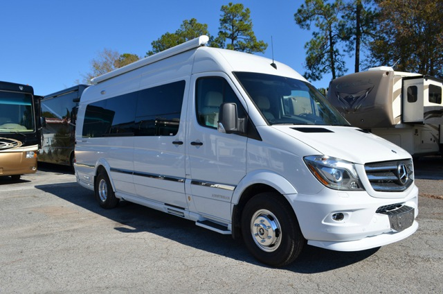 New 2015 airstream rv interstate grand tour ext grand tour for Mercedes benz airstream
