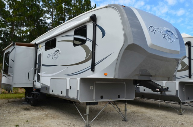 Used 2012 Open Range Rv 345rls Fifth Wheel At Dick Gore S