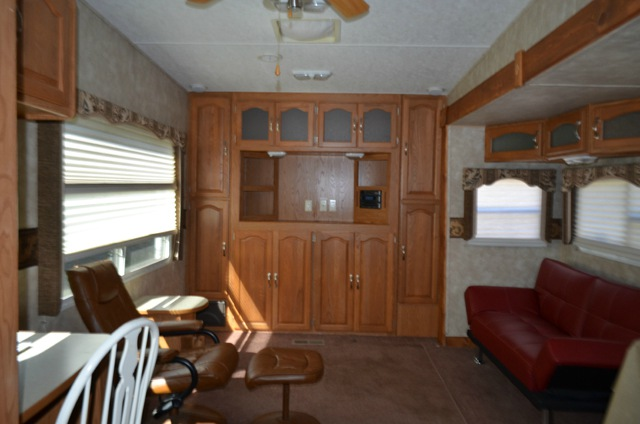 Captivating Used 2007 Keystone RV Sprinter Copper Canyon 329FWSA Fifth Wheel For Sale Home Design Ideas