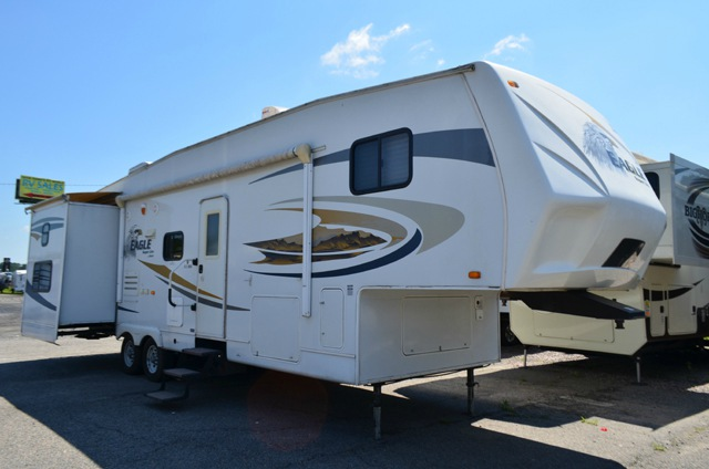 Used Rv For Sale In Ga >> Used 2009 Jayco Eagle Super Lite 31.5BHDS Fifth Wheel at Dick Gore's RV World | Richmond Hill ...