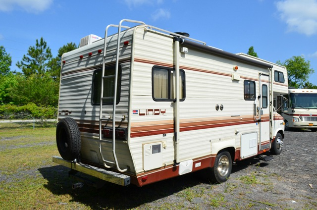 Used 1983 Skyline Lindy 23DB Motor Home Class C at Dick Gore's RV