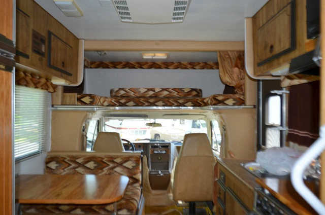 Used 1983 Skyline Lindy 23db Motor Home Class C At Dick