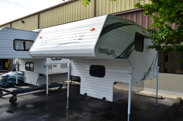 Used 2014 Travel Lite Truck Campers 770 Super Lite Series