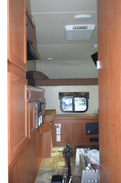 Used 2014 Travel Lite Truck Campers 770 Super Lite Series Truck Camper At Dick Gore S Rv World