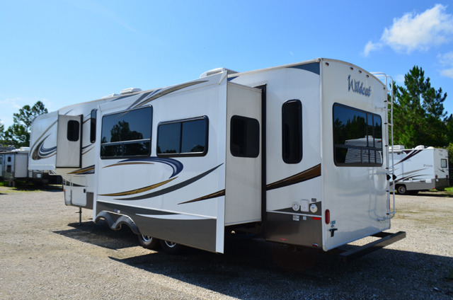 Used 2014 Forest River Rv Wildcat 317rl Fifth Wheel At