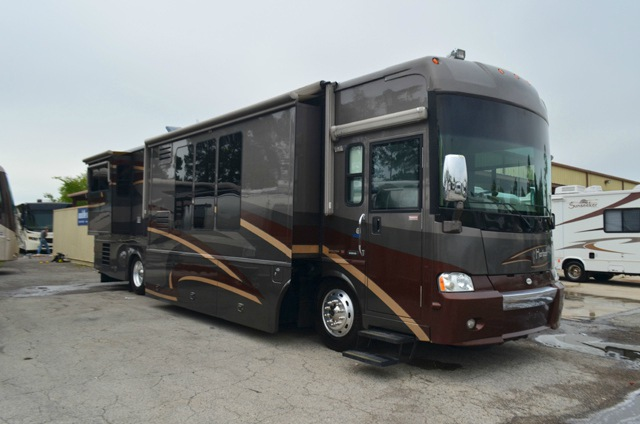 Used 2007 Itasca Horizon 40fd Motor Home Class A Diesel