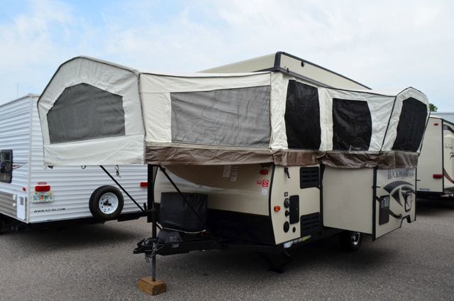 Used 2014 Forest River RV Rockwood High Wall Series HW277