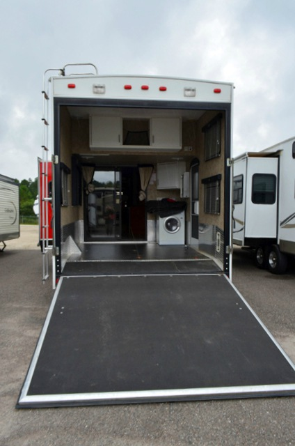 Rv Refrigerator For Sale >> Used 2007 Keystone RV FUSION 362 Toy Hauler Fifth Wheel at ...