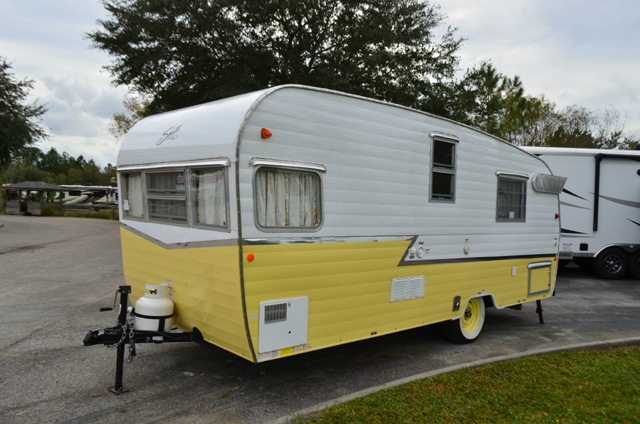 M Shasta Travel Trailer For Sale