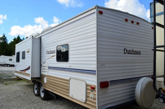 Used 2008 Dutchmen Rv Lite 29j Gs Travel Trailer At Dick